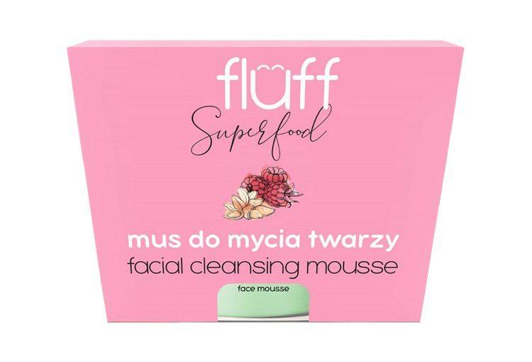 kosmetyki Fluff - jeden z produktów marki