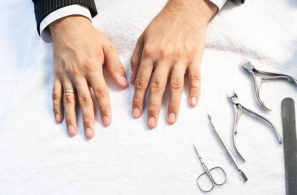 Manicure męski coraz bardziej popularny